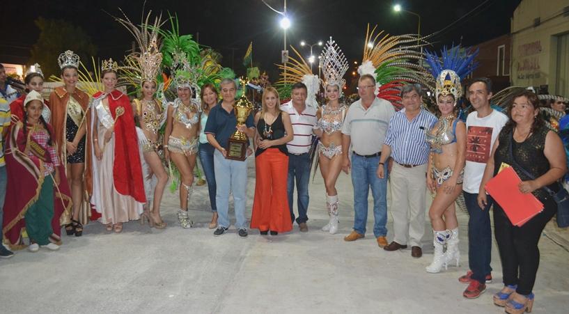 El Gobernador Peppo y el Intendente Nievas presentaron la Copa que se disputa en esta edición de los Carnavales del Impenetrable