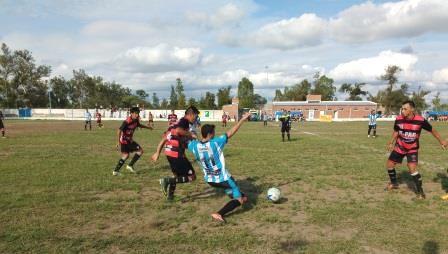 Un partido intenso y muy disputado en la mitado en la mitad de la cancha, finalizó en un empate entre Cultural y Huracán